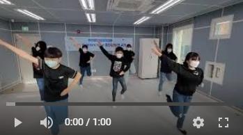 2021 하이하이(Hi?High!) 치어리딩단 3~4월 연습 영상